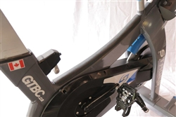 SPEED Armour - Stages SC2 & 3 Series Indoor Bike - Available in black or red