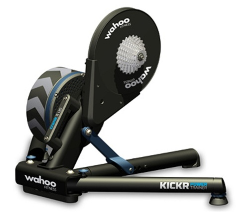 e4efc2a6a29 Wahoo Fitness KICKR Power Trainer, indoor bike trainer, training indoors