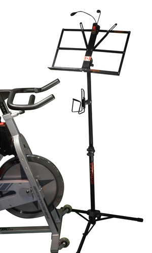 spin bike book stand, ipad stand, multimedia stand ...