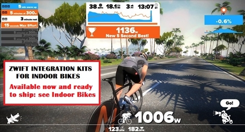 Zwift Integration Kit with Tools